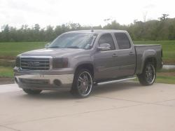 07GmcSerrias 2007 GMC Sierra 1500 Regular Cab