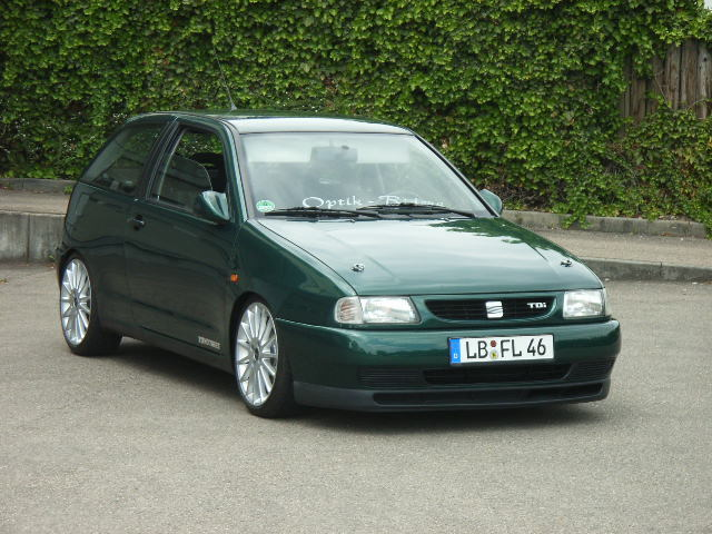 exquisit 1999 seat ibiza specs photos modification info. Black Bedroom Furniture Sets. Home Design Ideas