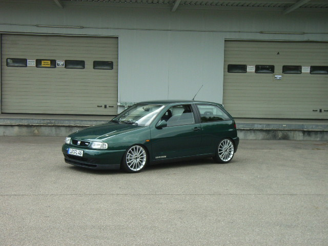 exquisit 1999 seat ibiza specs photos modification info at cardomain. Black Bedroom Furniture Sets. Home Design Ideas