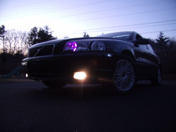 blackvolvos 2001 Volvo S80