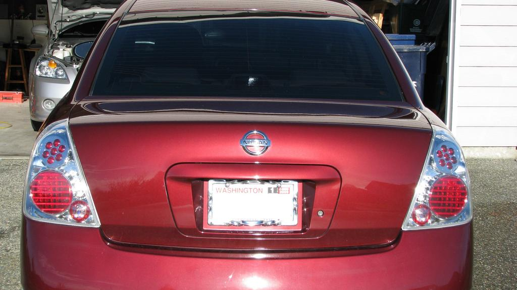 Another bt2580 2002 Nissan Altima post... - 12197562