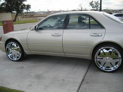 reddmike25s 1999 Infiniti Q