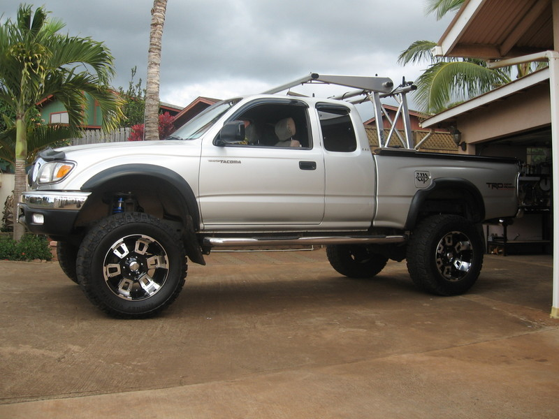 ltraje 39 s 2002 toyota tacoma xtra cab in makawao hi. Black Bedroom Furniture Sets. Home Design Ideas