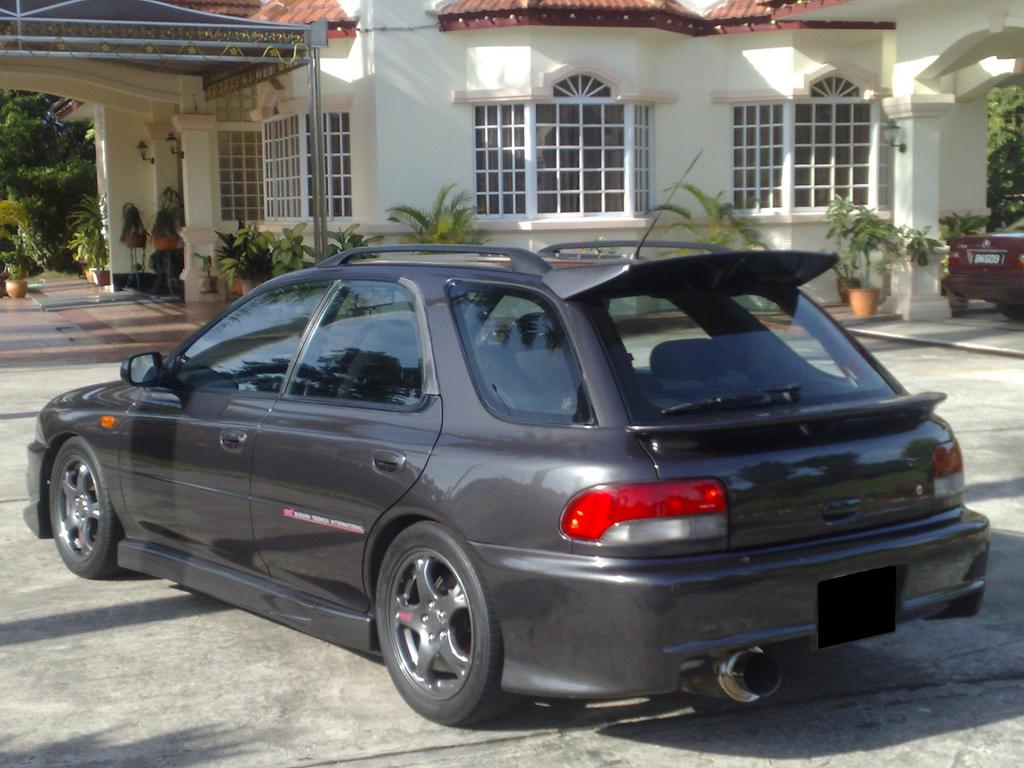 Wrx Sti 0 60 >> JepunzEK9 1997 Subaru Impreza Specs, Photos, Modification Info at CarDomain