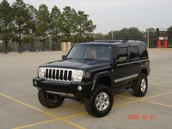 rubiconcommanders 2006 Jeep Commander
