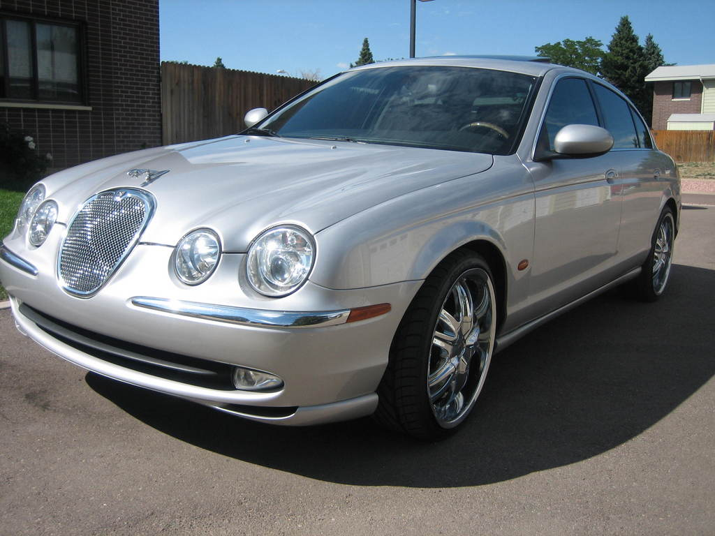 Lizars 2003 Jaguar S Type Specs Photos Modification Info