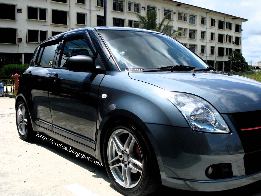 1041987 2007 suzuki swift specs photos modification info at cardomain. Black Bedroom Furniture Sets. Home Design Ideas