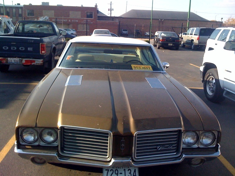 Another Cuttaluv 1972 Oldsmobile Cutlass post... - 12200810