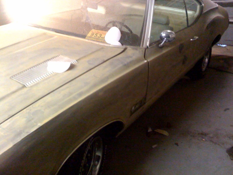 Another Cuttaluv 1972 Oldsmobile Cutlass post... - 12200826