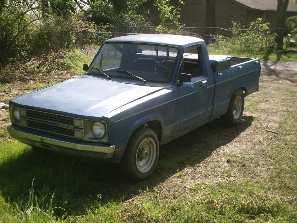 psiborg42 1979 ford courier specs photos modification info at cardomain. Black Bedroom Furniture Sets. Home Design Ideas
