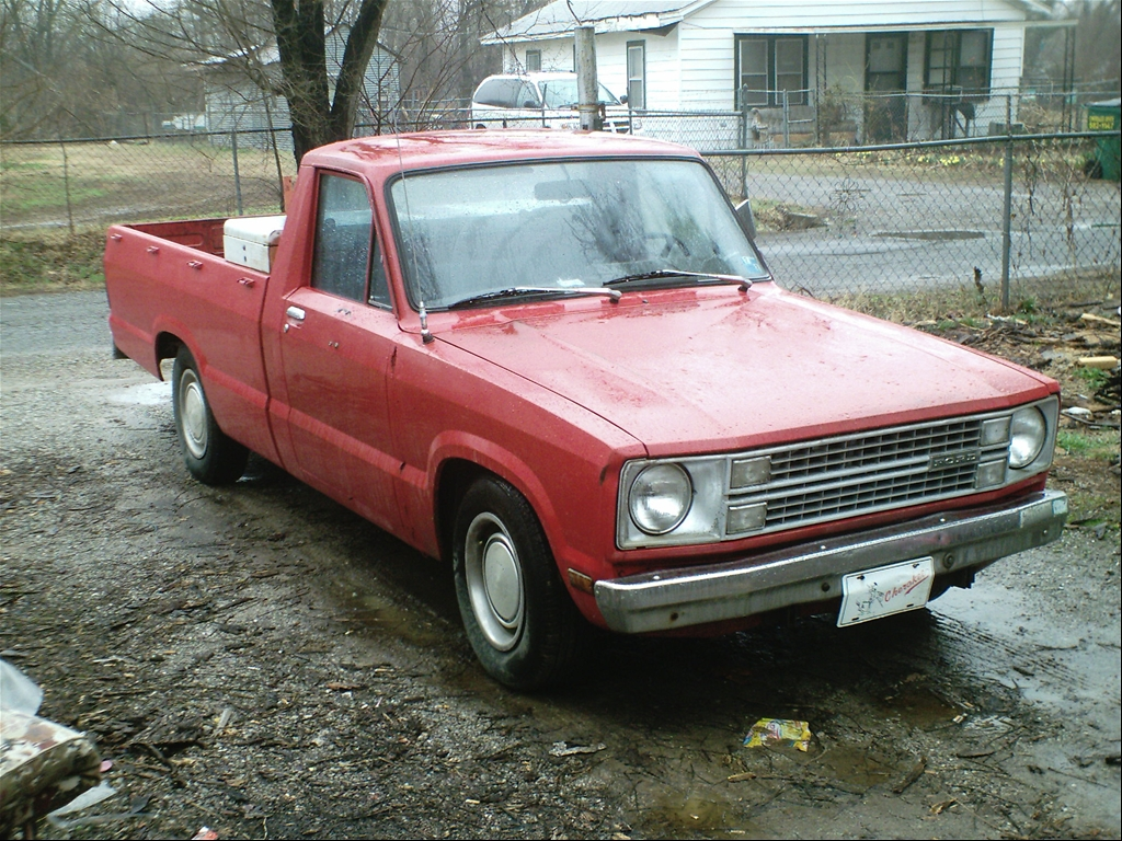 1979 Ford Courier Truck Parts