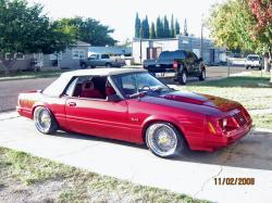 chamey82 1984 Ford Mustang