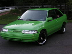 95sleeperscorts 1995 Ford Escort