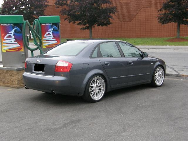 pkp quattro 2002 audi a4 specs photos modification info. Black Bedroom Furniture Sets. Home Design Ideas
