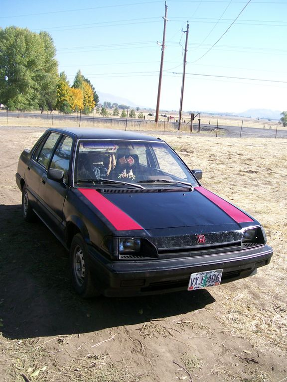 theskaterpunk's 1985 Honda Civic