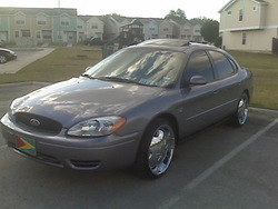 Jay_City 2007 Ford Taurus