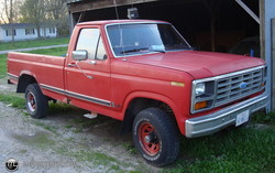 Aerostarracer642s 1985 Ford F150 Regular Cab