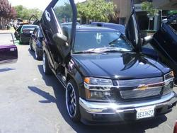 famousjacuinde26s 2007 Chevrolet Colorado Regular Cab