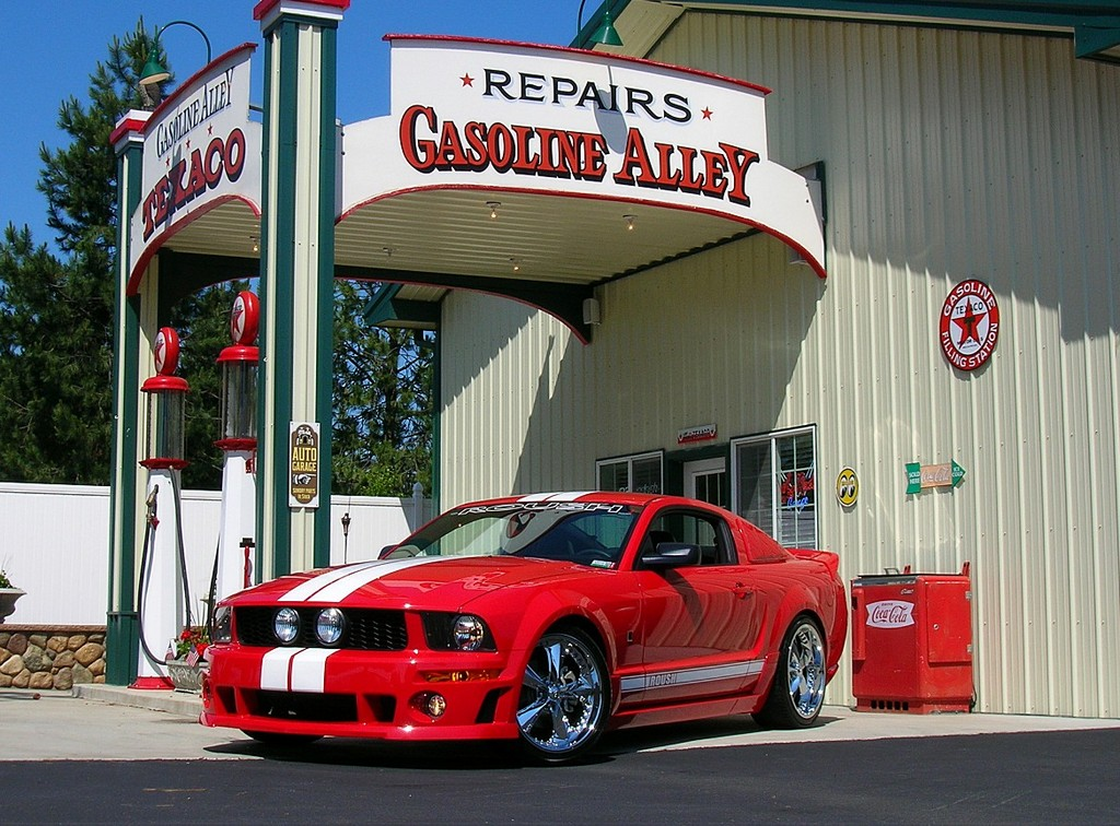 Another REDROUSHWA 2005 Ford Mustang post... - 12205493