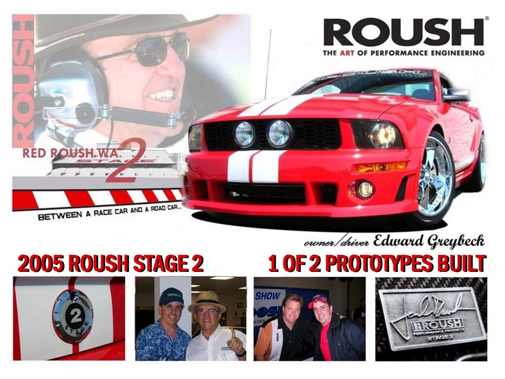 Another REDROUSHWA 2005 Ford Mustang post... - 12205507