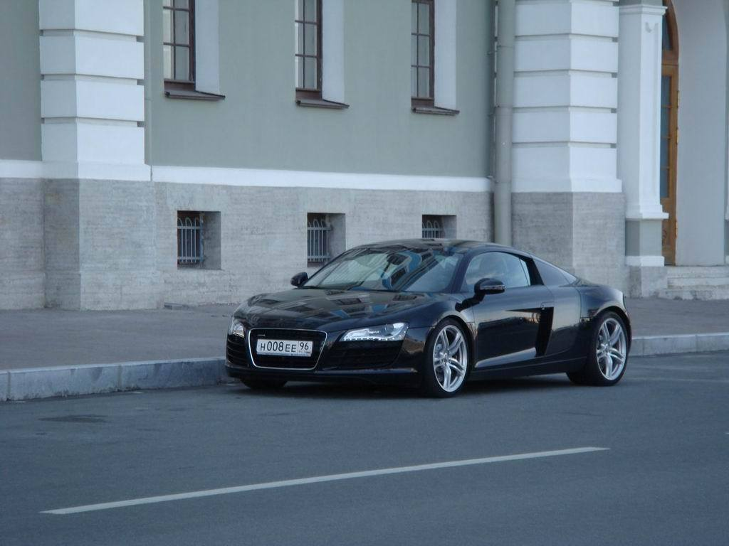 AlexMX 2007 Audi R8 Specs Photos Modification Info at CarDomain