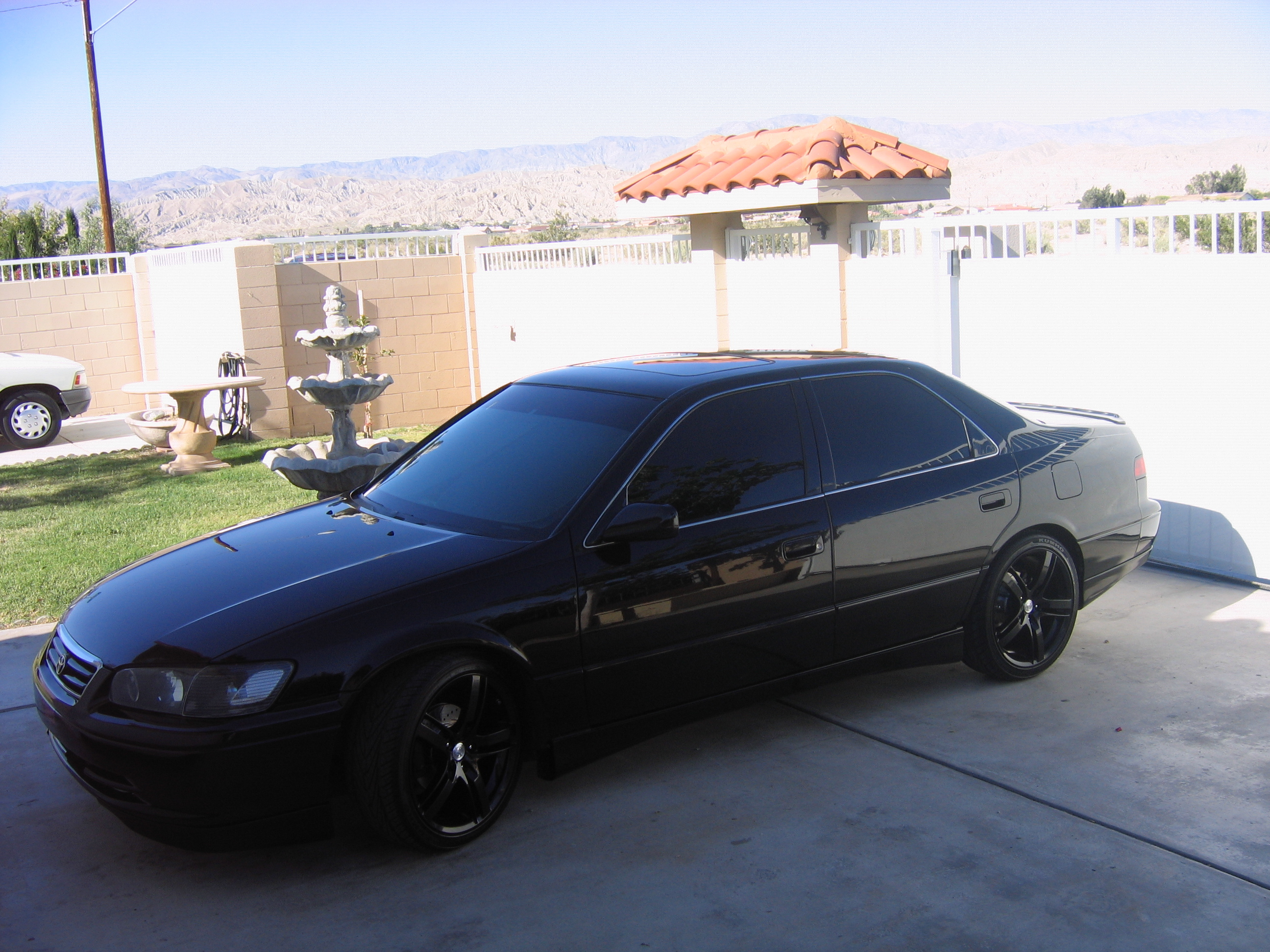 Blacked Out Camry >> White Camry Murdered Out Pictures to Pin on Pinterest - PinsDaddy