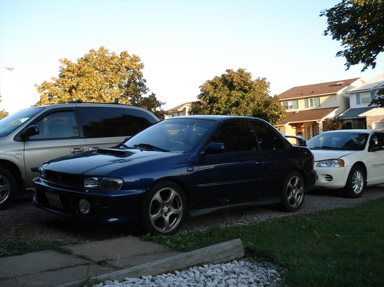 Another Chacha_RSTi 2001 Subaru Impreza post... - 12206398