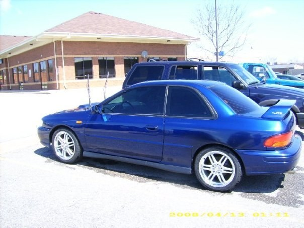 Another Chacha_RSTi 2001 Subaru Impreza post... - 12206401