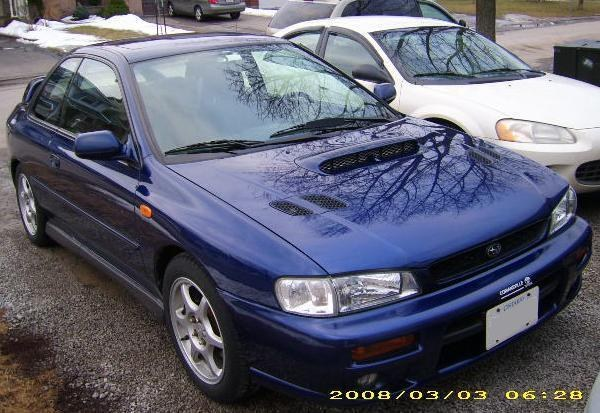 Another Chacha_RSTi 2001 Subaru Impreza post... - 12206403