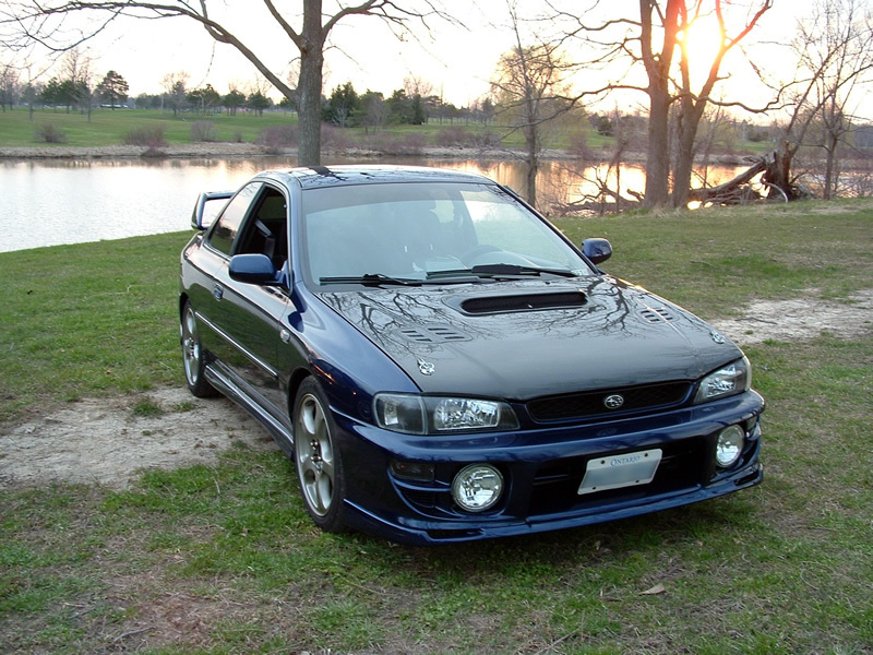 Another Chacha_RSTi 2001 Subaru Impreza post... - 12206431