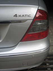 miladys 2007 Mercedes-Benz E-Class