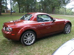 03SV342s 2008 Mazda Miata MX-5