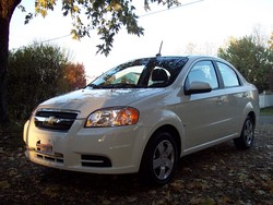 justZX2ins 2009 Chevrolet Aveo
