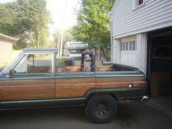 NUMBERONETRIMMAN 1985 Jeep Grand Wagoneer