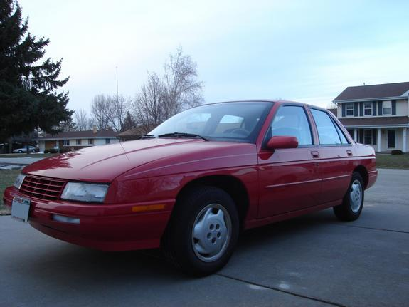 Another kcarman 1996 Chevrolet Corsica post... - 12209758