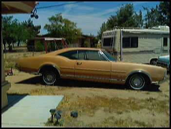 Another gilesk1975 1968 Oldsmobile Delta 88 post... - 12219059