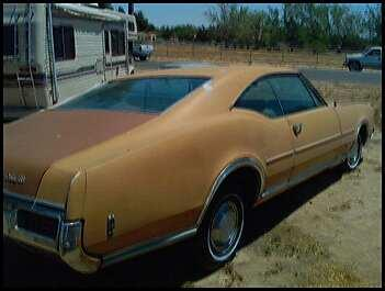 Another gilesk1975 1968 Oldsmobile Delta 88 post... - 12219060