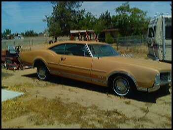 Another gilesk1975 1968 Oldsmobile Delta 88 post... - 12219061
