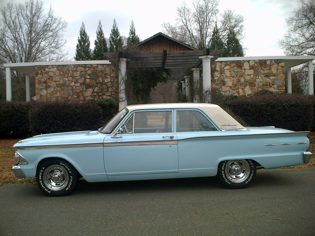 Kouper S 1962 Ford Fairlane In Charlotte Nc