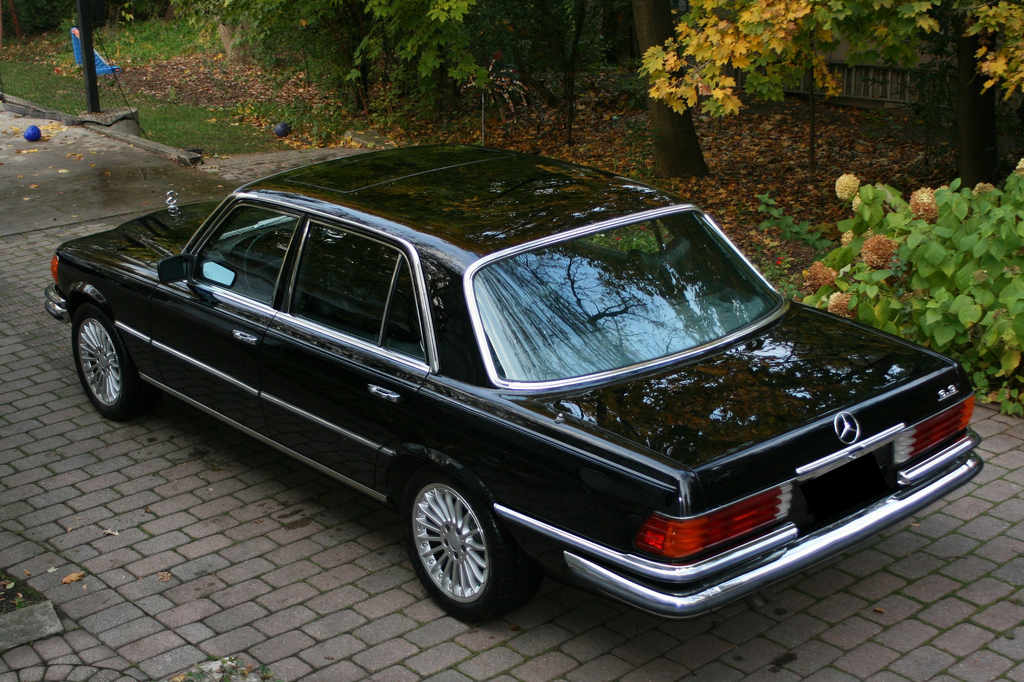 Another Mojer1 1978 Mercedes-Benz S-Class post... - 12211783
