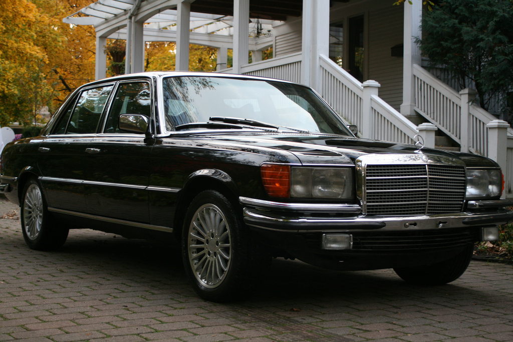 Another Mojer1 1978 Mercedes-Benz S-Class post... - 12211784