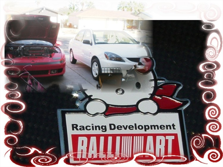 RALLIARTKitty 2005 Mitsubishi Lancer 4567971