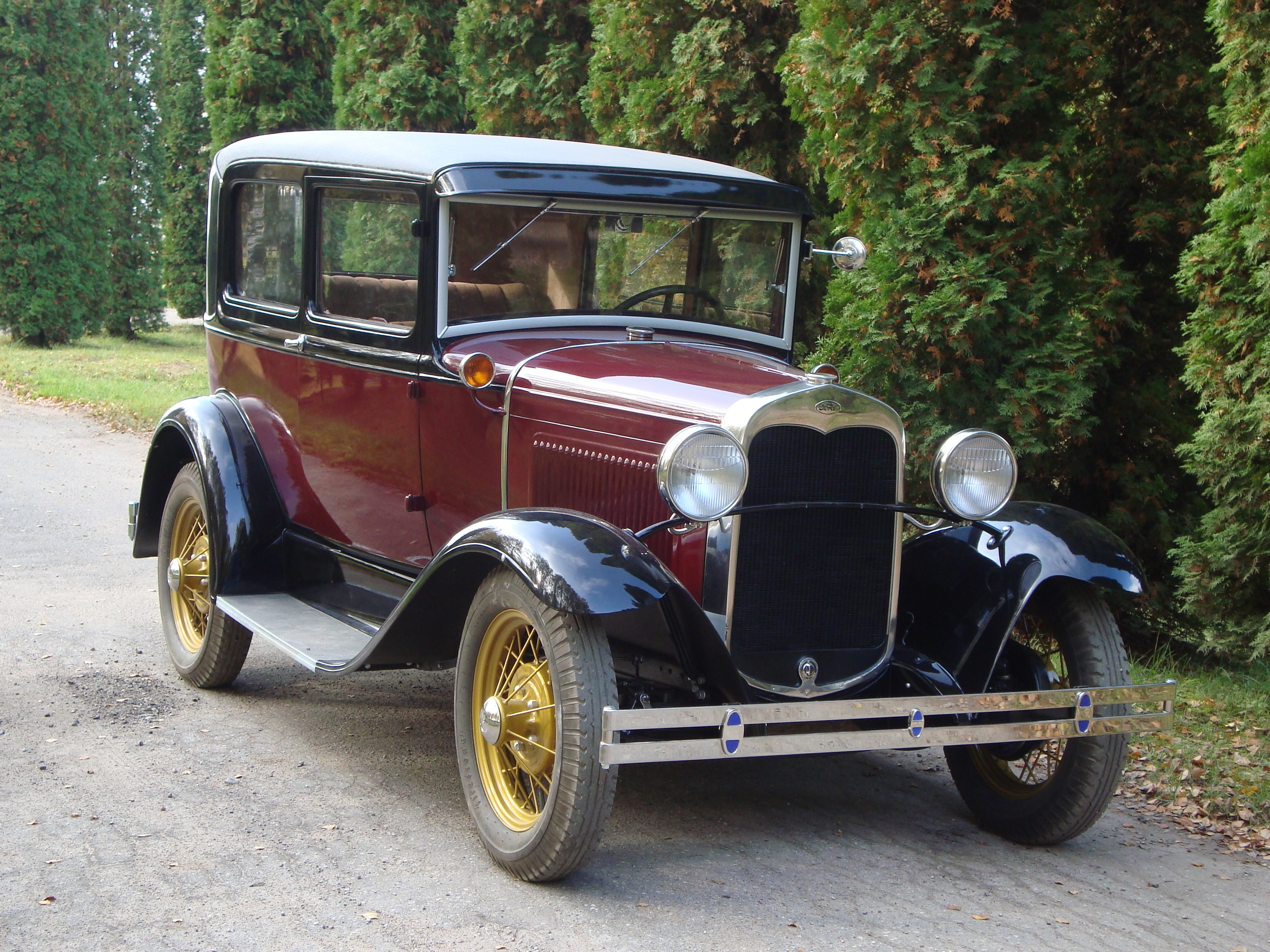 Gazel 1931 ford model a