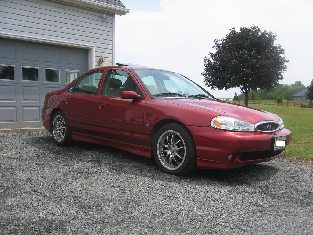 WasaabiPSI 1999 Ford Contour 31858520006 Large