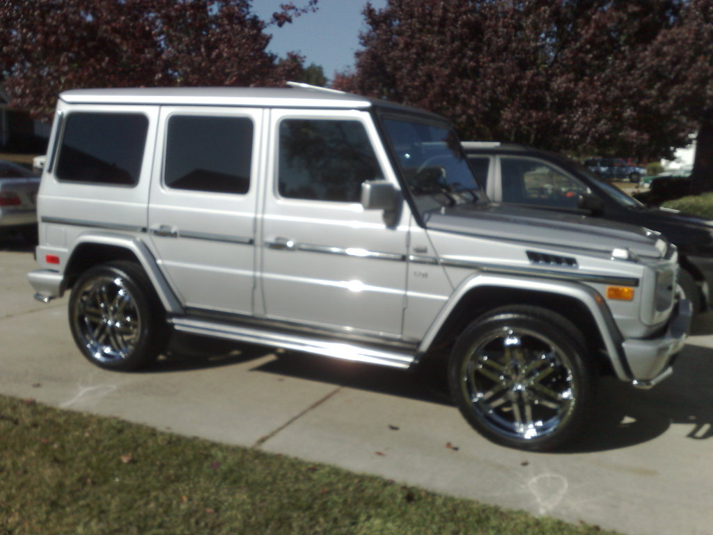 leeboo11 2002 mercedes benz g class specs photos