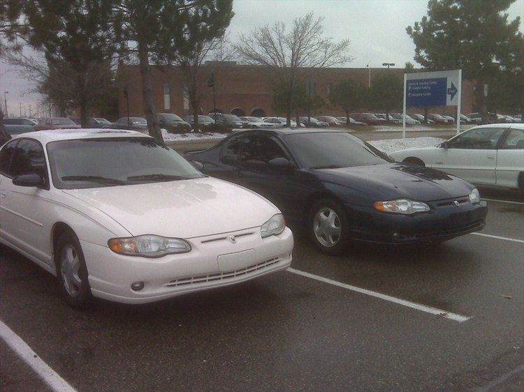 Another 1998StangGTBoy 2002 Chevrolet Monte Carlo post... - 12214770