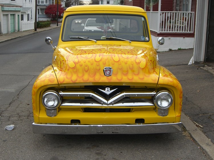 johnnyjohnz's 1955 Ford F150 Regular Cab