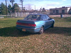 92legacyprocesss 1992 Subaru Legacy