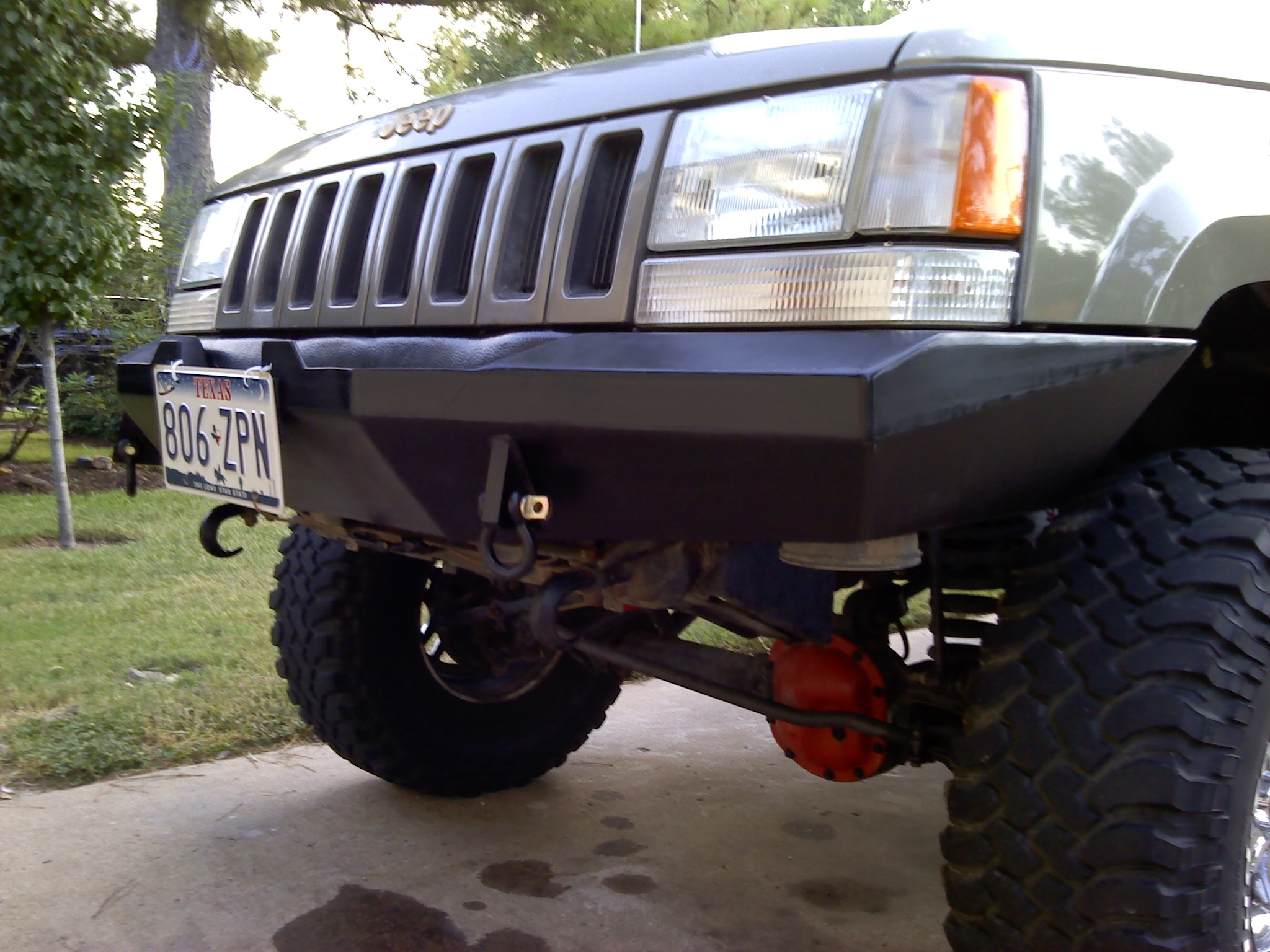Another MidnightLuckey 1995 Jeep Grand Cherokee post... - 12216964