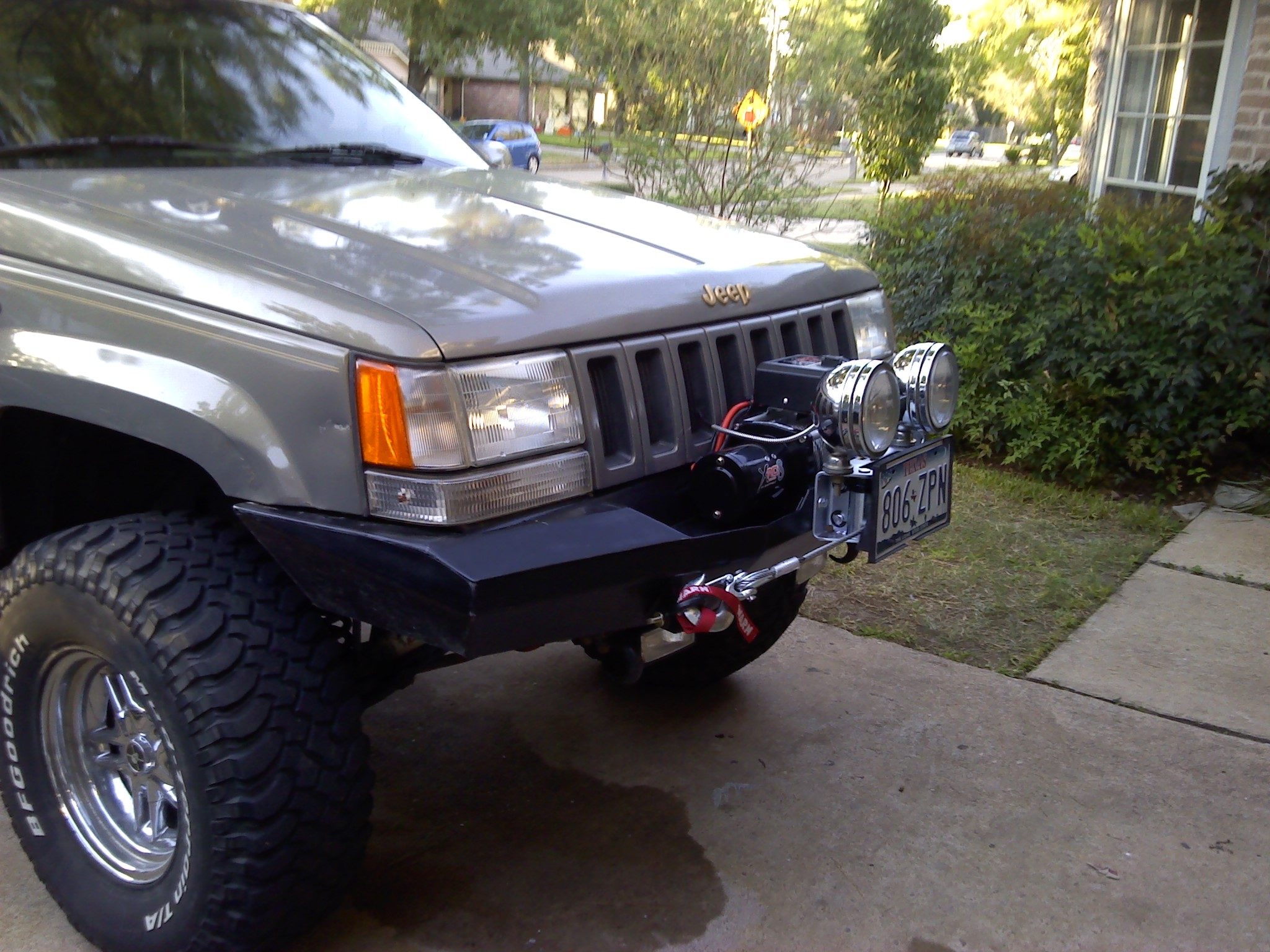Another MidnightLuckey 1995 Jeep Grand Cherokee post... - 12216972